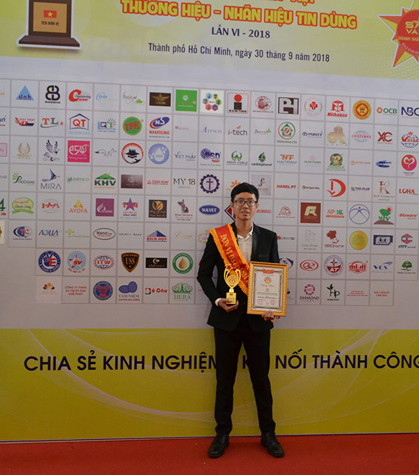 Mr. Nguyen Huu Nghia - Manager Minh Thanh Umbrella Advertising – Trading – Production Company Limited